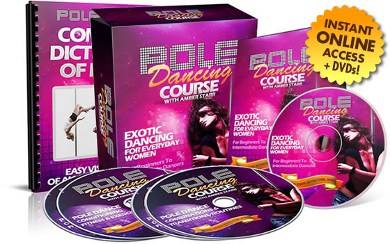 pole dancing lessons video classes